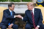 문 대통령, 이달 말 트럼프와 회담